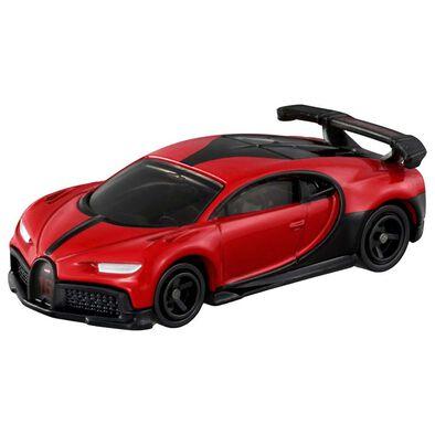 Tomica多美 合金車 No. 37 Bugatti Chiron Pur Sports (初回版)