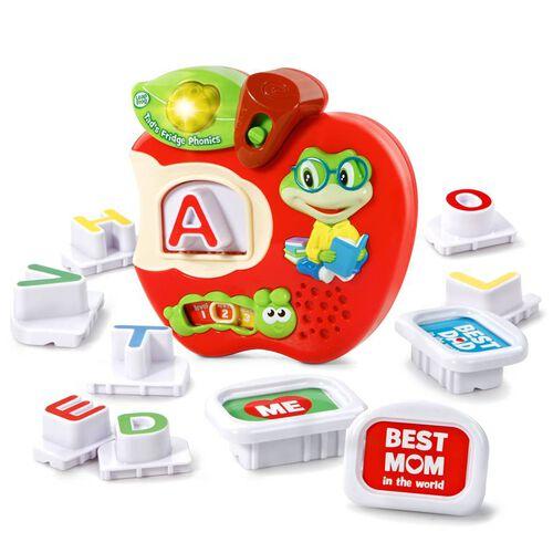 Leapfrog跳跳蛙 字母學習冰箱貼