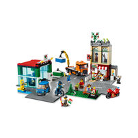 LEGO City Town Center  -  60292