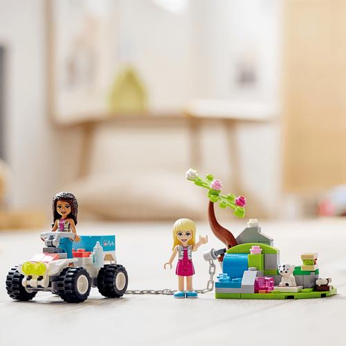 LEGO樂高好朋友系列獸醫診所車 - 41442