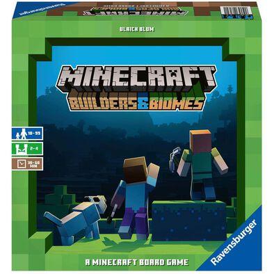 Swan Panasia Games Minecraft: Builders & Biomes