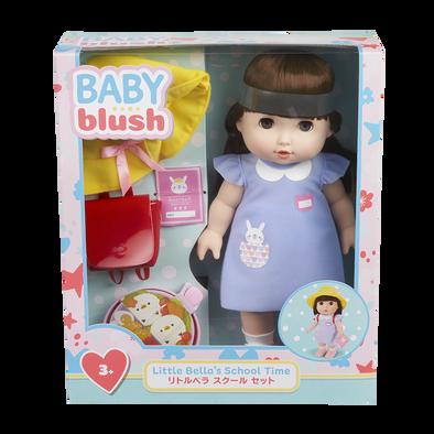 Baby Blush 親親寶貝  小貝拉上學去