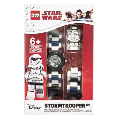 LEGO樂高星球大戰系列風暴騎兵手錶 8021025