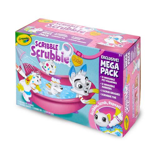 Crayola繪兒樂玩具寵物塗鴉清潔套裝