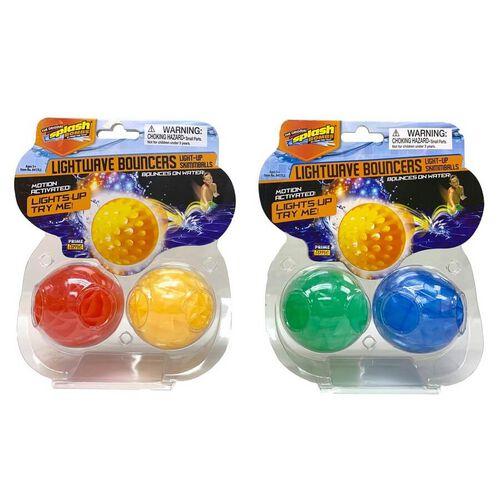 Prime Time Luminator Skim Ball 2 Pk - 隨機發貨