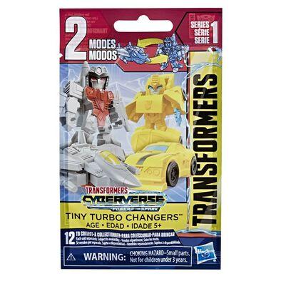 Transformers變形金剛賽博斯宇宙系列 斯比頓傳奇 迷你包 Series 1 玩具 - 隨機發貨