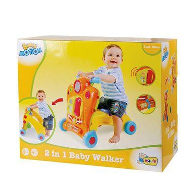 Bru Infant & Preschool 2合1學行車