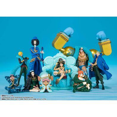 Bandai Tamashii Box One Piece (All 9 Straw Hat Pirates)