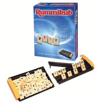 Rummikub魔力橋數字牌遊戲旅行裝