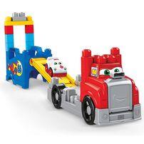 Mega Bloks美高積木first Builders系列快速軌道賽車