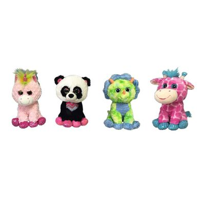 "Animal Alley 10"" Trendy Animal - Assorted"