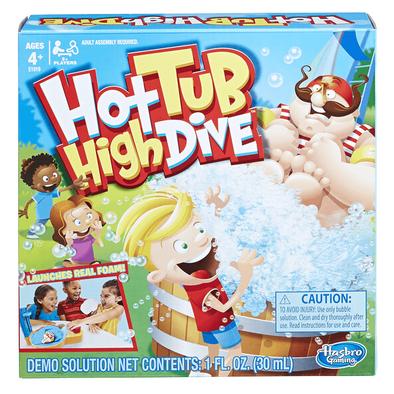 Hasbro Gaming孩之寶遊戲 高台跳水