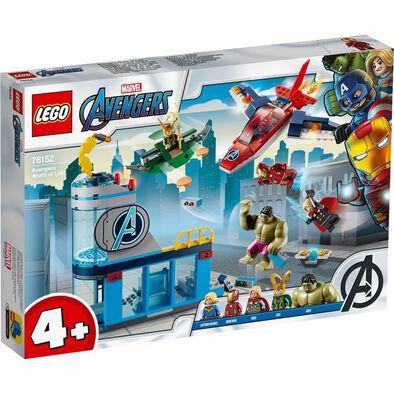 LEGO Avengers Wrath Of Loki 76152