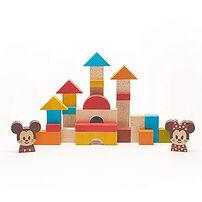 Disney Kidea 積木套裝 米奇與好友
