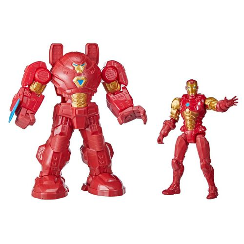 "Marvel Avengers漫威復仇者聯盟 機甲突擊系列 8"" 終極人偶 - 隨機發貨"