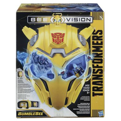 Transformers變形金剛大黃蜂電影英雄視覺ar面具