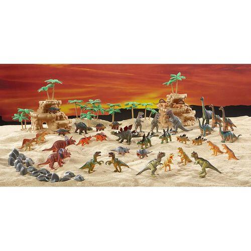 Animal Zone動物叢林 大袋裝恐龍