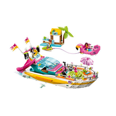 LEGO Friends 派對小船 41433
