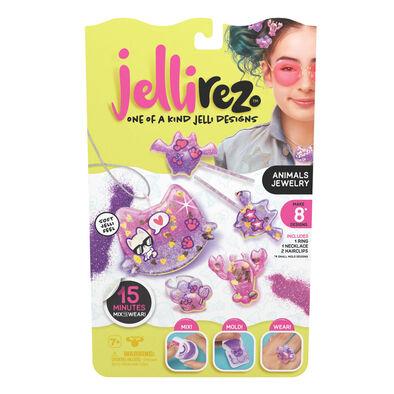 Jelli Rez自我風格套裝-動物系列