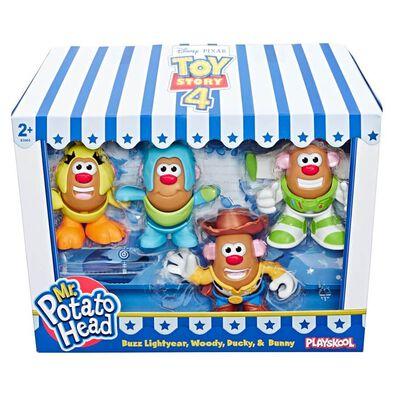 Toy Story反斗奇兵 4薯蛋頭先生套裝