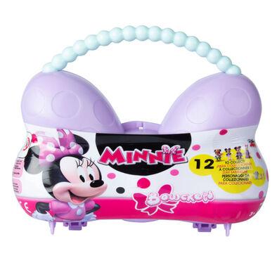 Minnie Mouse米妮老鼠/黛絲蝴蝶結小手袋 - 隨機發貨