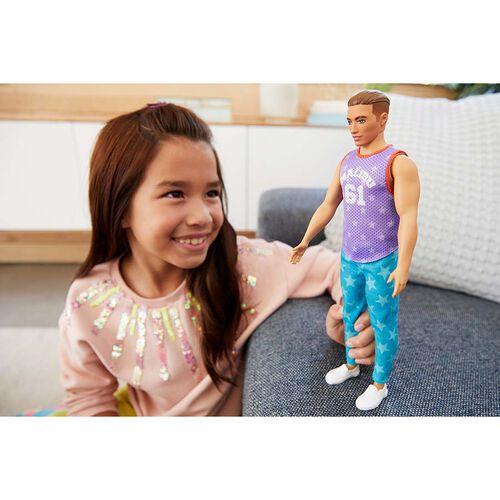 Barbie芭比 時尚達人系列肯尼 - 隨機發貨