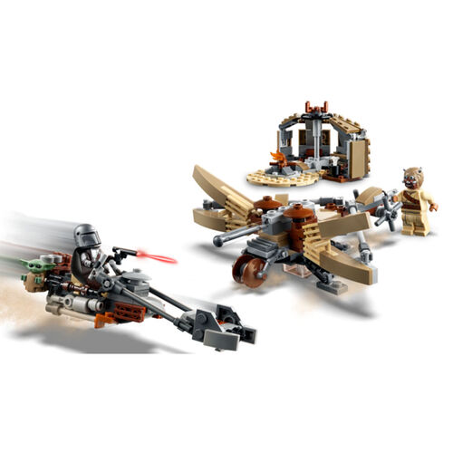 LEGO樂高星球大戰系列 Trouble on Tatooine - 75299