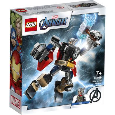 LEGO Marvel Super Heroes Thor Mech Armor  -  76169