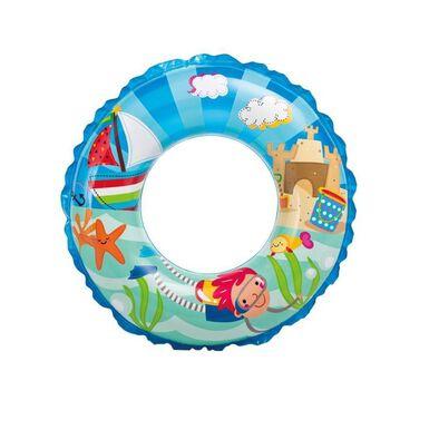 Intex 透明泳圈