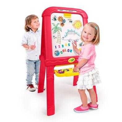Crayola繪兒樂轉轉創意學習兩用大畫板