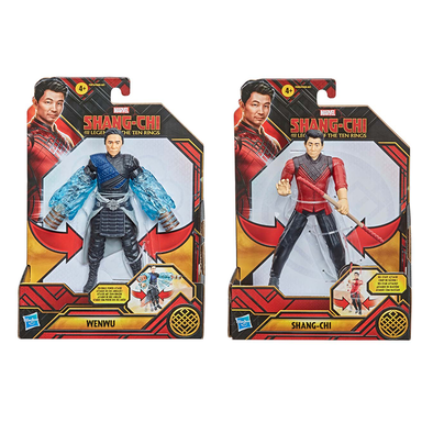 Marvel Shang-Chi And The Legend Of The Ten Rings Weapon Attack Figure - Assorted