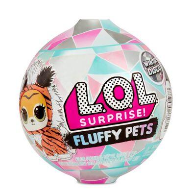 L.O.L. Surprise!驚喜寶貝迷人毛毛寵物 - 隨機發貨