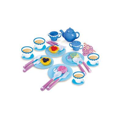 Junior Chef 35Pcs Tea Set - Assorted