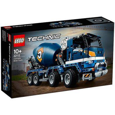 LEGO Technic 水泥貨運車 42112