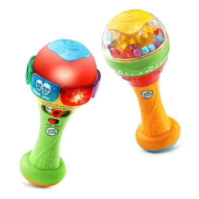 Leapfrog Learn & Groove Shaking Colours Maracas