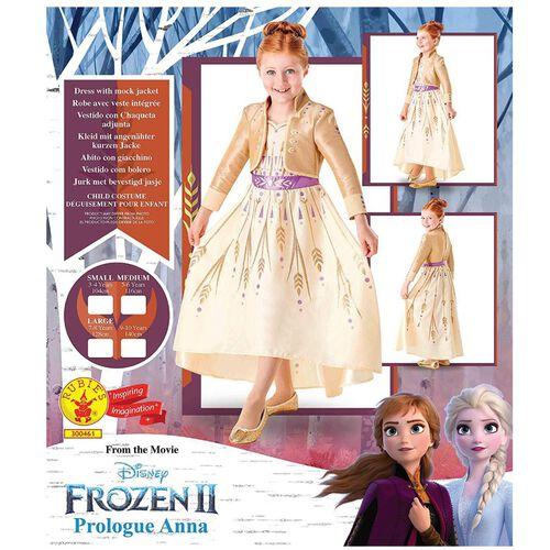 Disney Frozen迪士尼魔雪奇緣 2 安娜序幕童話公主裙(細)