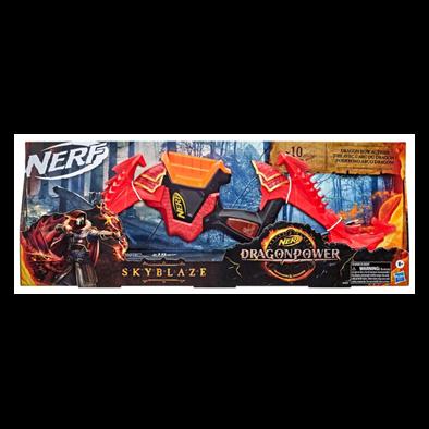 NERF熱火神龍威力蒼穹天擊彈鏢弓