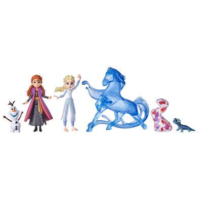 Disney Frozen迪士尼魔雪奇緣 2 自然力量玩偶套裝