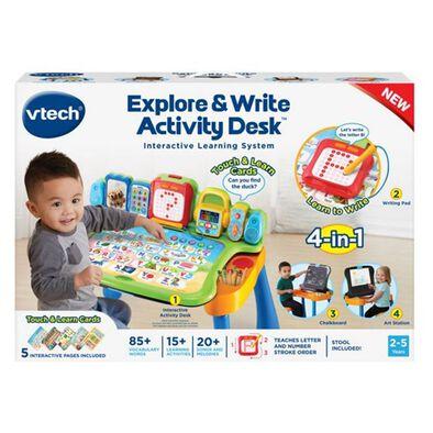 Vtech偉易達 多功能學習書桌