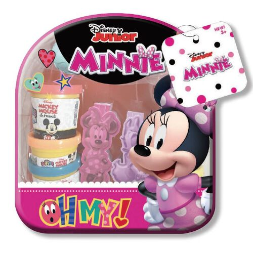 Cra-Z-Art 迪士尼米奇/米妮 黏土背包套裝 - 隨機發貨