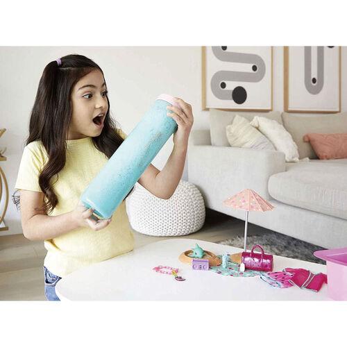 Barbie芭比 驚喜造型娃娃泡沫系列 - 西瓜主題