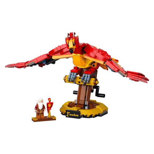 LEGO樂高哈利波特系列 鄧不利多的鳳凰佛客使 76394