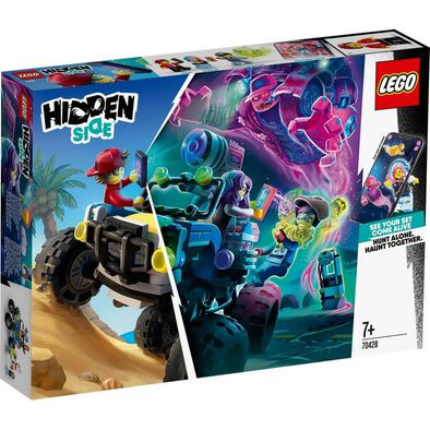 LEGO樂高幽靈祕境系列 Jack的沙灘越野車 70428