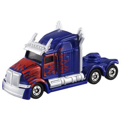 Tomica多美夢幻版車仔transformers變形金剛柯博文微型車