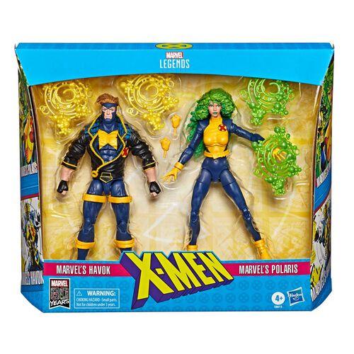 Marvel漫威傳奇系列 X-Men 2件裝