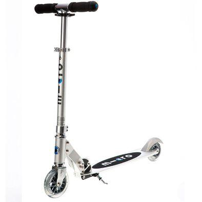 Micro Mobility Spirit 兩輪滑板車 銀色