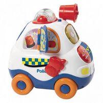 Vtech偉易達 Toot Toot Drivers 警察車