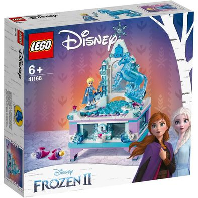 LEGO樂高魔雪奇緣 2 Elsa的珠寶箱創作 41168