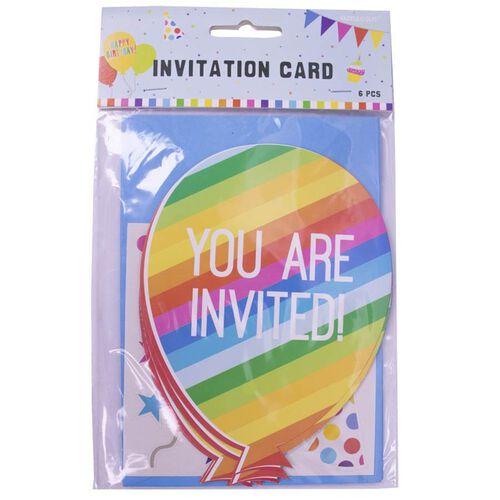 Amscan 邀請卡