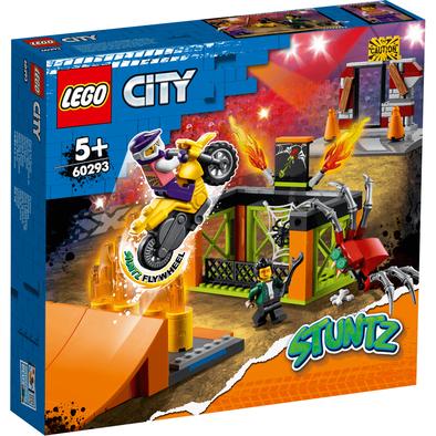 LEGO樂高城市系列 特技公園 60293